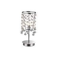 Stolní lampa Ideal Lux MOONLIGHT TL1 Cromo