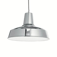 Lustr Ideal Lux Moby SP1 cromo
