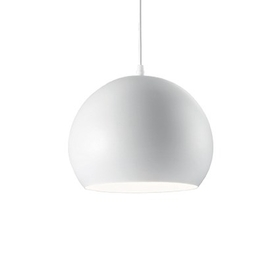 Lustr Ideal Lux Pandora SP1 D25 bianco