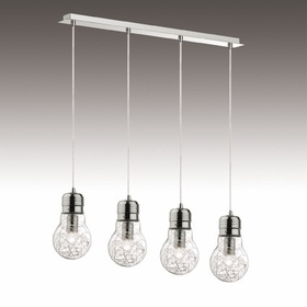 Lustr Ideal Lux LUCE MAX SP4
