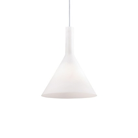 Lustr Ideal Lux COCKTAIL SP1 SMALL BIANCO