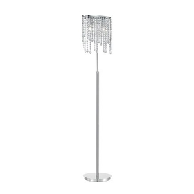 Stojací lampa Ideal Lux RAIN Clear PT2