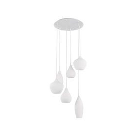 Lustr Ideal Lux SOFT SP6 BIANCO