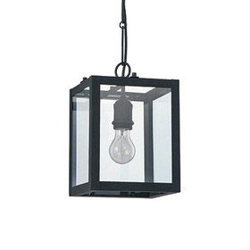 Lustr Ideal Lux Igor SP1 Nero