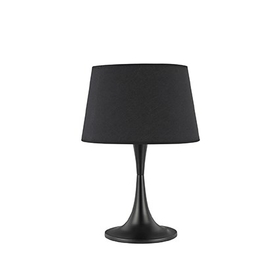 Stolní lampa Ideal Lux LONDON TL1 BIG NERO