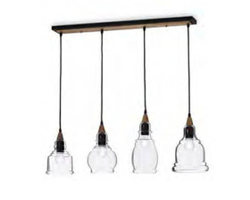 Lustr Ideal Lux GRETEL SP4